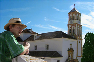 MICHAEL RECKLING    promotor of one of Spain's largest church organs